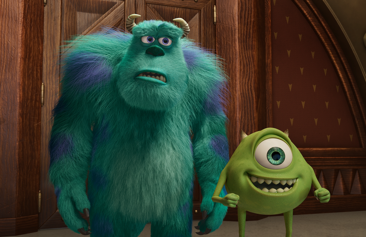 Sulley and Mike are back in Disney+ spinoff series Monsters at Work. (Photo: Disney)