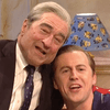 Robert De Niro and Alex Moffat on SNL