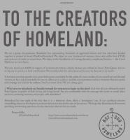 Homeland ad