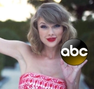 Taylor Swift / ABC photo montage