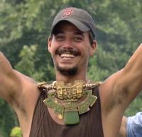 Rob Mariano on Survivor