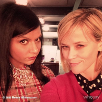 Mindy Kaling and Reese Witherspoon (photo: Reese Witherspoon)