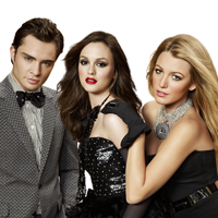 Ed Westwick, Leighton Meester and Blake Lively in 'Gossip Girl' (Photo: The CW)