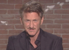 Sean Penn on Jimmy Kimmel Live (ABC)