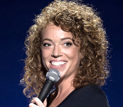 Comedian Michelle Wolf lands a weekly Netflix late-night
