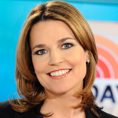 Savannah Guthrie Defends Her On Air Hairstyle After A Twitter User Calls It Distracting And Unkempt Primetimer