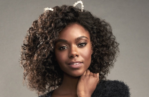 Ashleigh Murray as Josie McCoy on Riverdale (The CW)