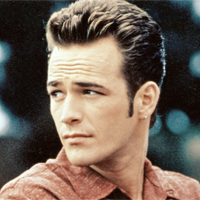 Luke Perry's Dylan McKay transcended space and time on