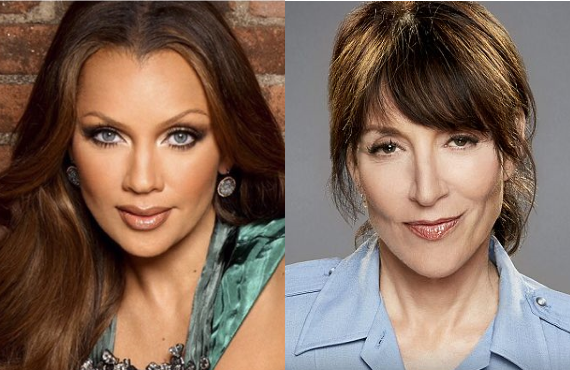 Vanessa Williams in Happy Accident and Katey Segal in Nana