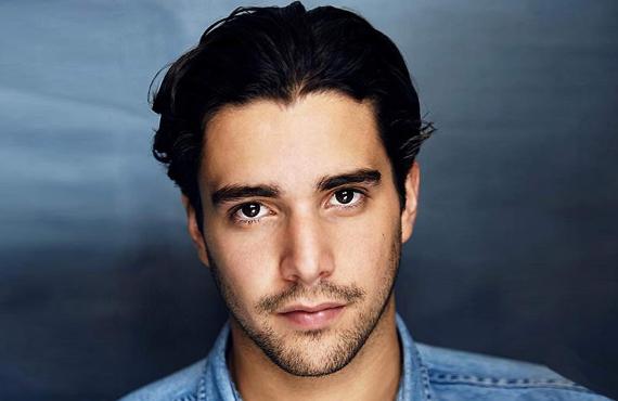 Fabien Frankel stars in NYPD Blue (2019)