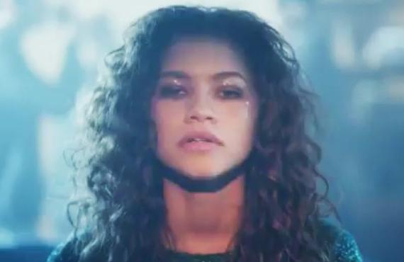 Zendaya stars in HBO's <i>Euphoria</i>