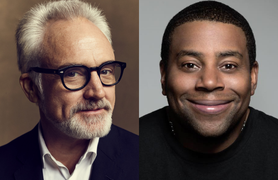 Bradley Whitford  in Perfect Harmony, and Kenan Thompson in Kenan