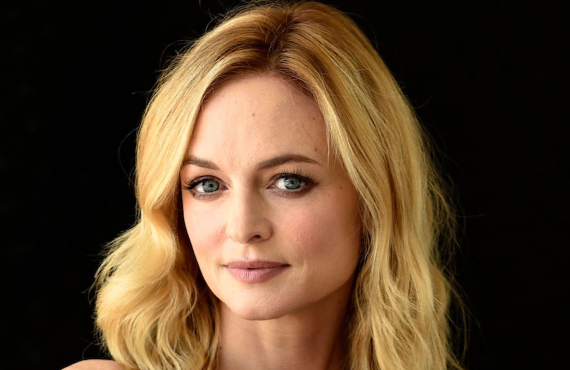 Heather Graham produces and co-stars in <i>The Hypnotists's Love Story</i>