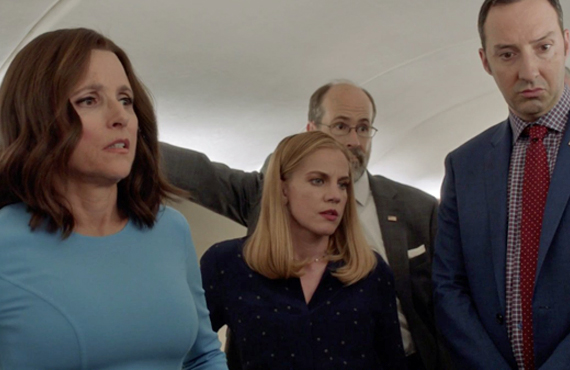 Thank God Veep Is Back (and Ending) Before the 2020 Election