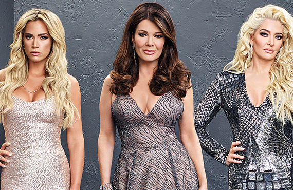 Lisa, Erika, Teddi, and the Beverly Hills housewives are your pick if you're into lifestyle porn.