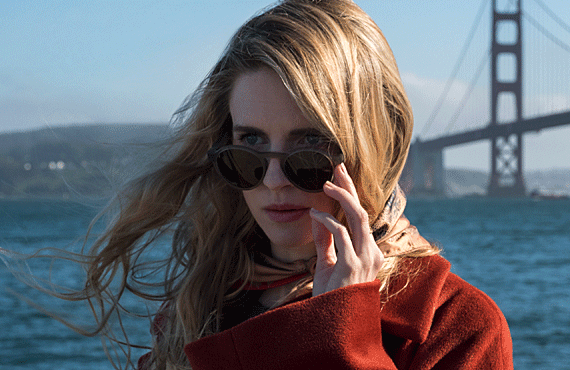 Brit Marling as Nina on season 2 of The OA