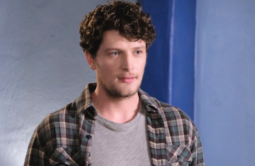 Michael (Brett Dier) on Jane the Virgin