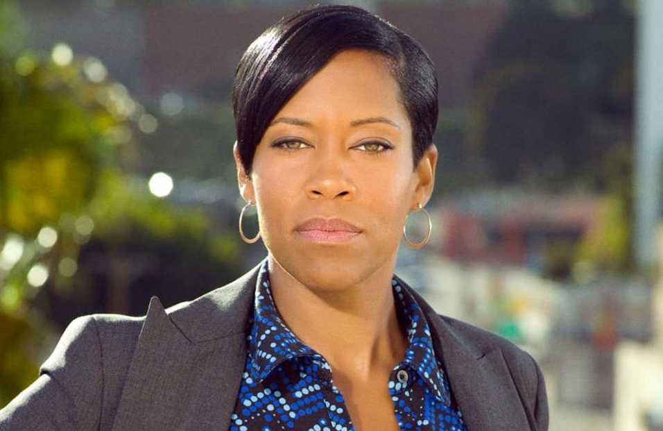 Regina King on the NBC/TNT cop drama Southland