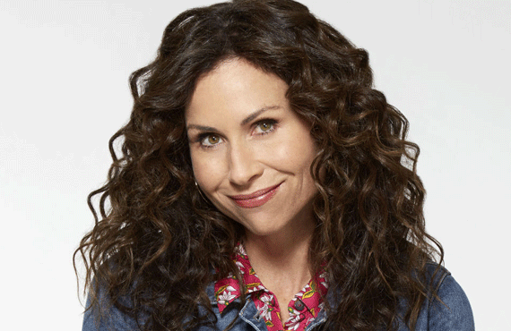 Minnie Driver from ABC's Speechless