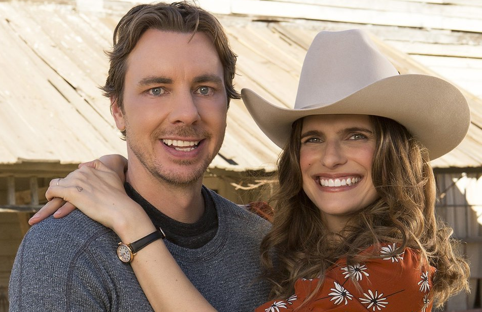 Dax Shepard and Lake Bell in Bless This Mess (ABC)