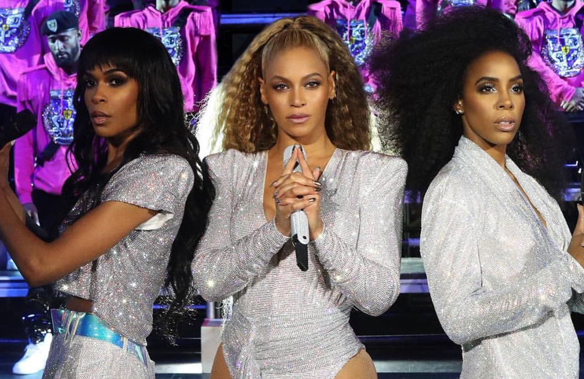 Beyoncé reunites Destiny's Child in Homecoming: A Film by Beyoncé (Netflix)