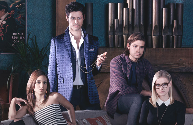 The season 4 cast of The Magicians