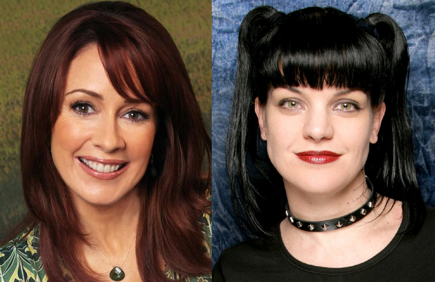 Patricia Heaton in Carol's Second Chance and Pauley Perrette in Broke in Reseda, two of the comedy pilots vying for a spot in CBS's fall schedule.