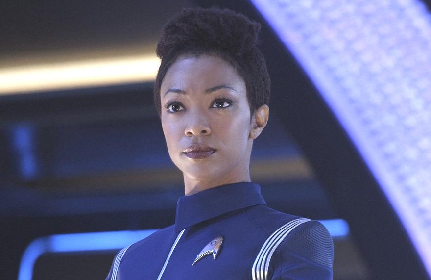Star Trek Discovery's Sonequa Martin-Green