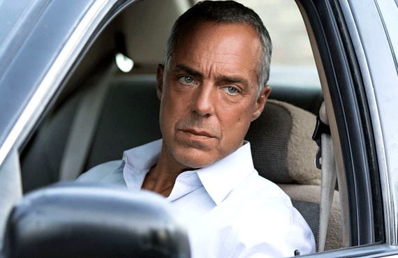 Titus Welliver is back on Bosch (Amazon)