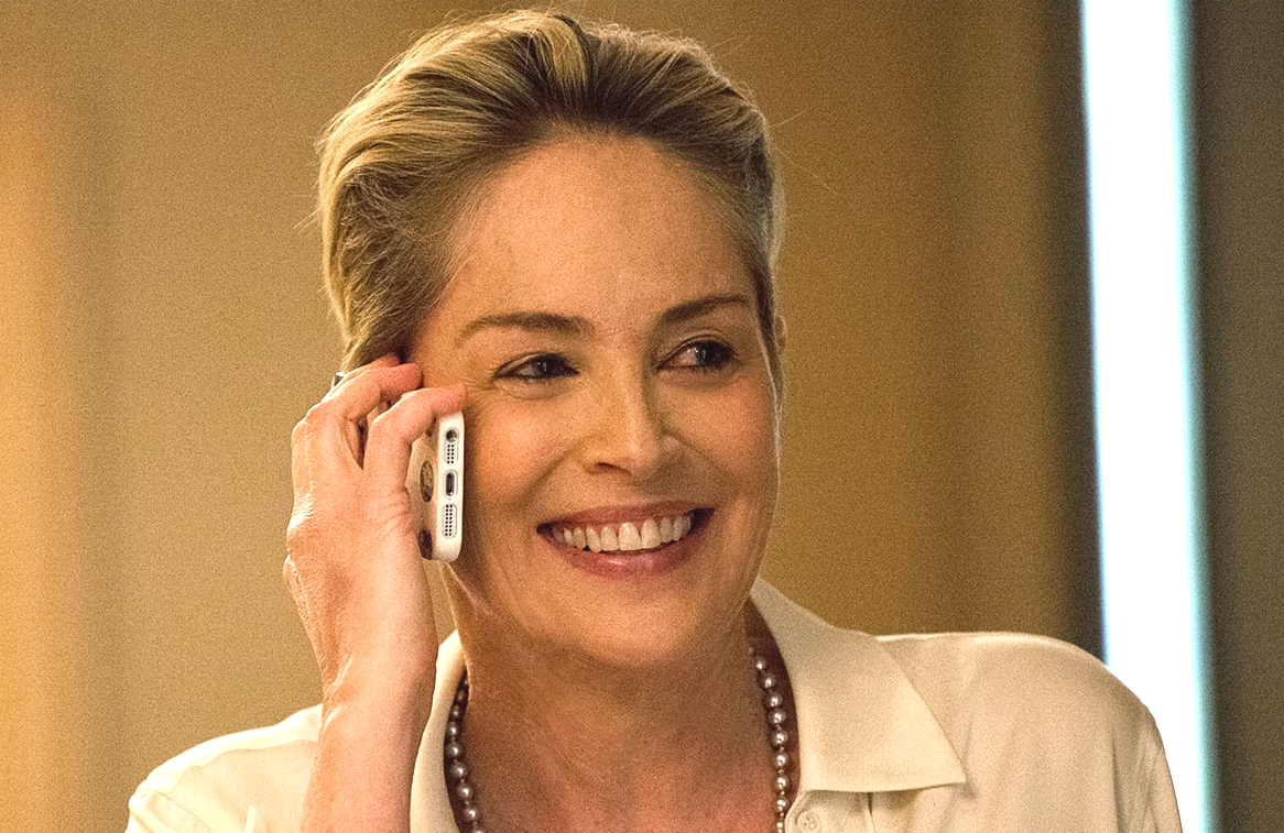 Sharon Stone in HBO's Mosaic