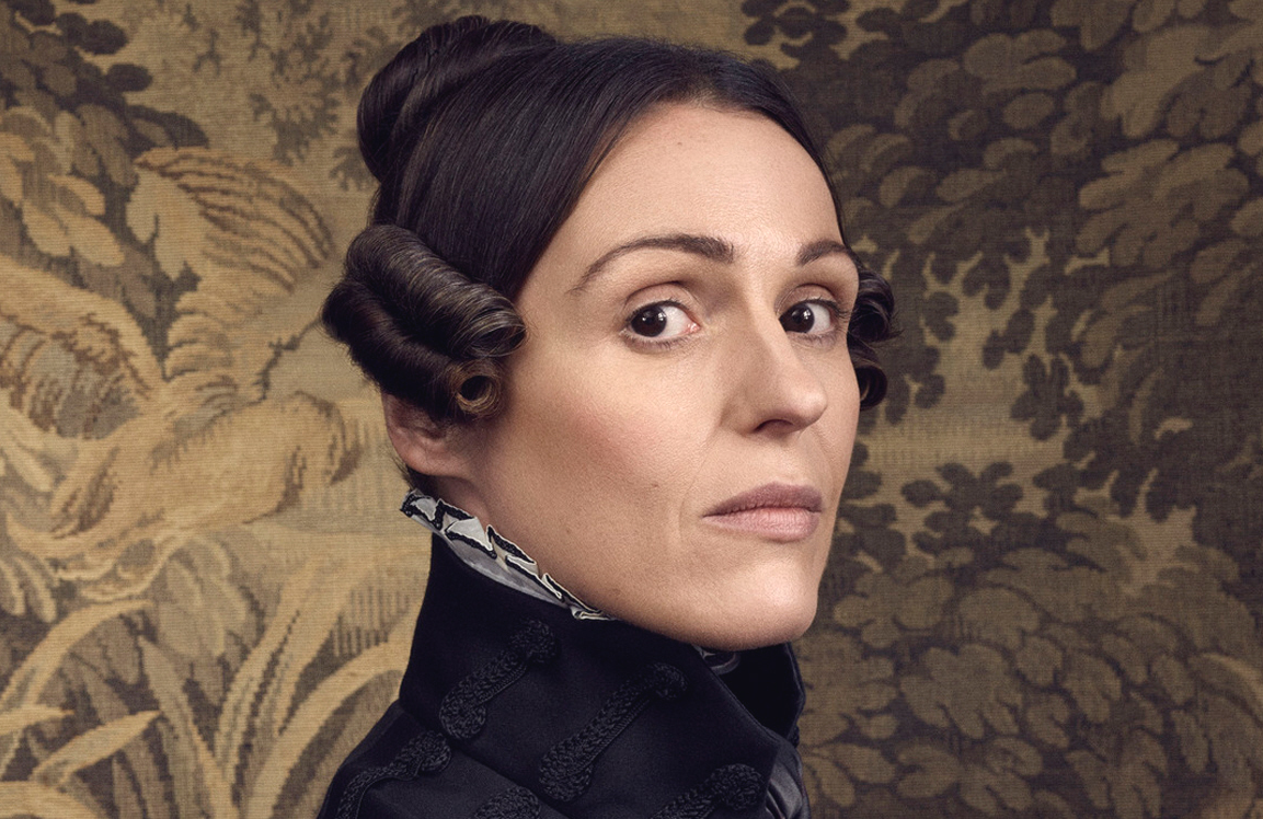 Suranne Jones stars in Gentleman Jack on HBO