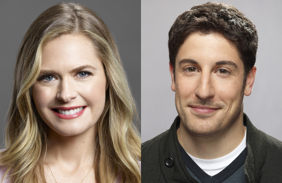 Maggie Lawson and Jason Biggs star in the FOX pilot Geniuses