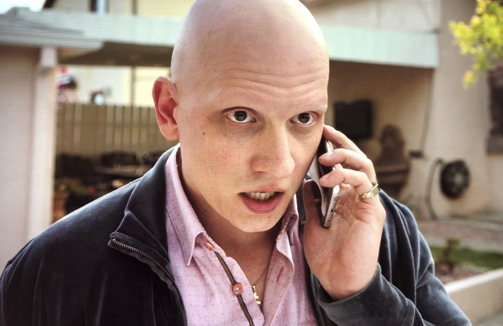 Anthony Carrigan as NoHo Hank in Barry (HBO)