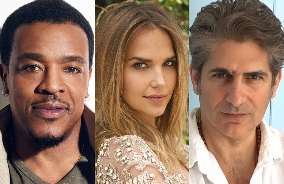 Russell Hornsby, Arielle Kebbel and Michael Imperioli star in <i>Lincoln</i>
