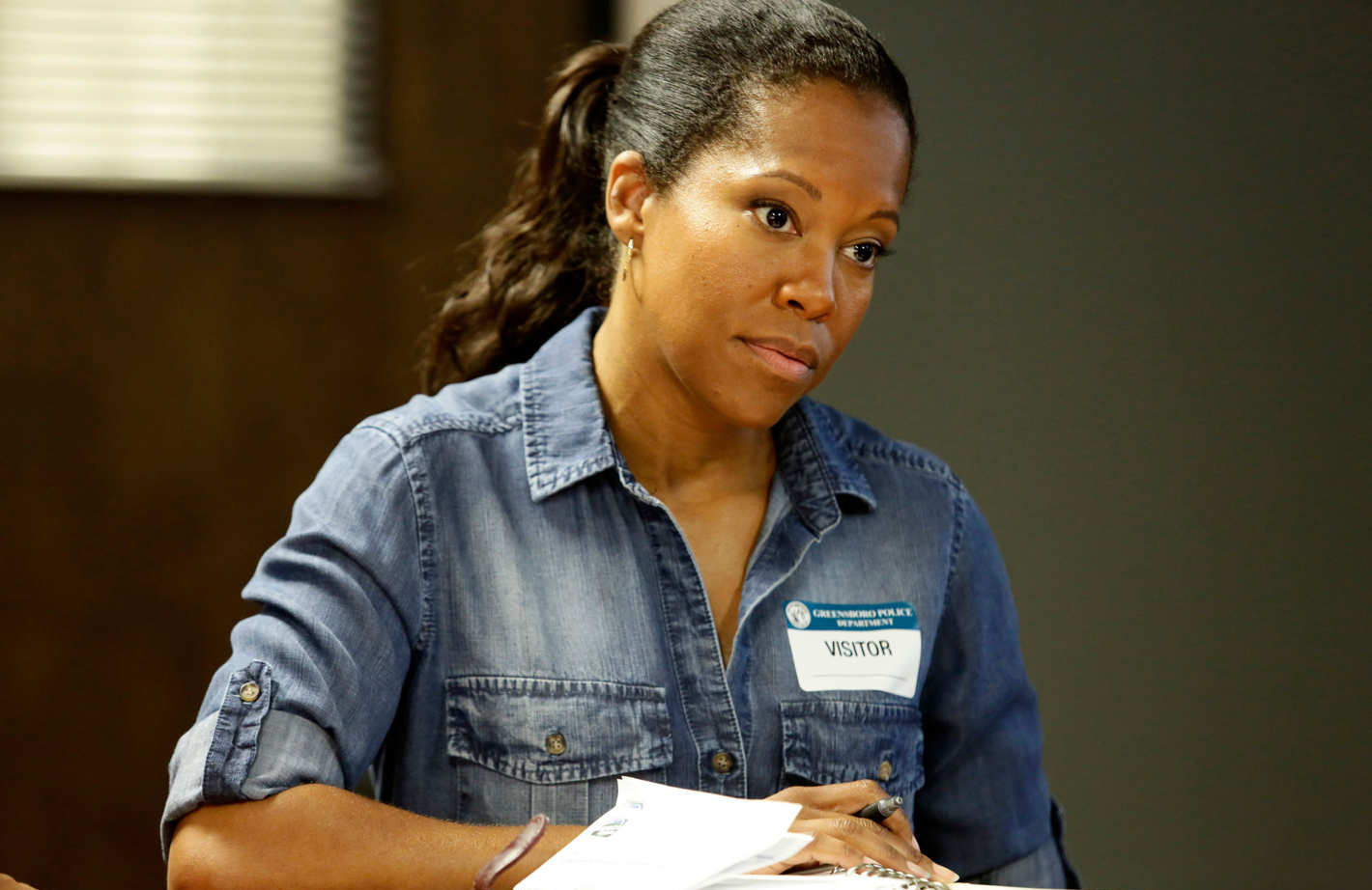 In Season 3 of <i>American Crime</i>, Regina King plays a social worker who struggles to convince teenagers caught up in sex trafficking there's a better way. (ABC)