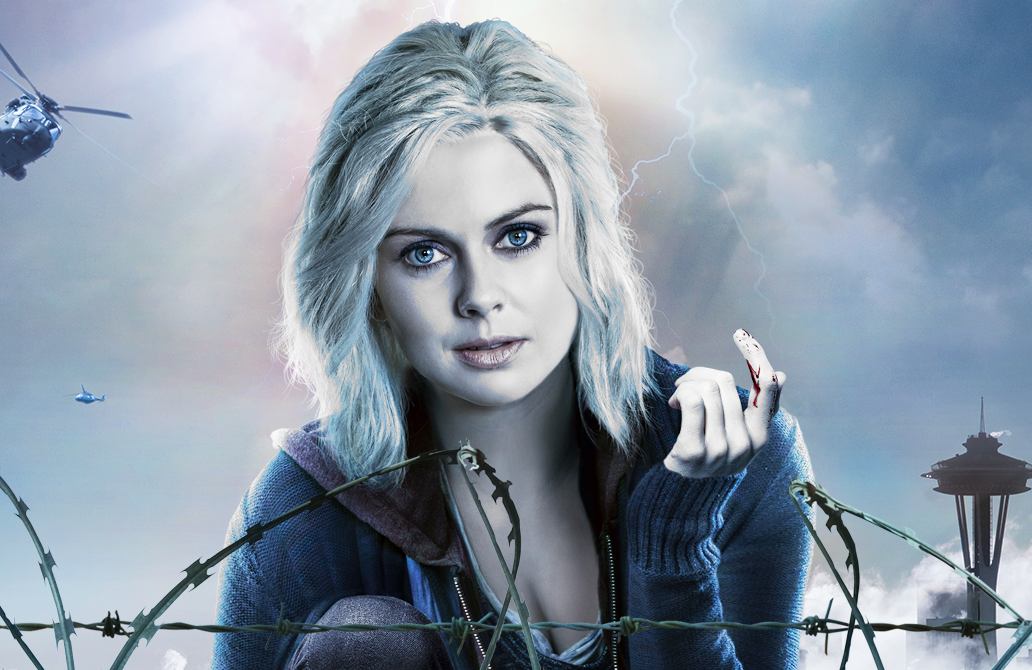 Rose McIver stars as Liv Moore in iZombie (The CW)