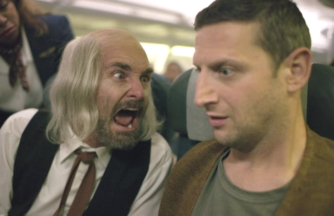 Will Forte and Tim Robinson in I Think You Should Leave with Tim Robinson (Netflix)