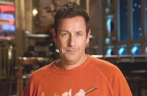 Adam Sandler hosts Saturday Night Live with musical guest Shawn Mendes  (NBC)