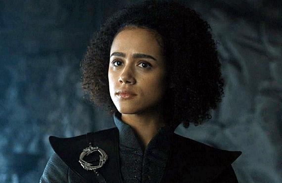 Nathalie Emmanuel in Game of Thrones (HBO)