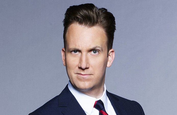 Jordan Klepper is back with his new Comedy Central docuseries, Klepper.