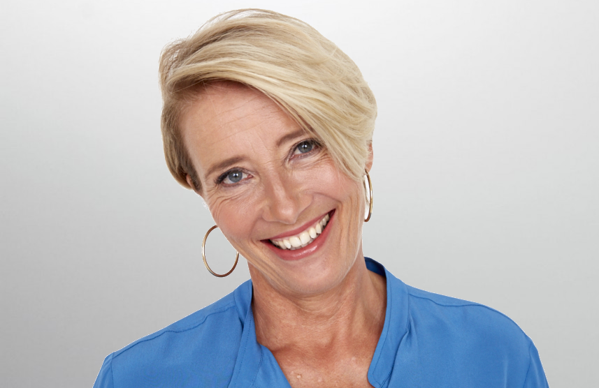Emma Thompson hosts Saturday Night Live tonight, with musical guest the Jonas Brothers