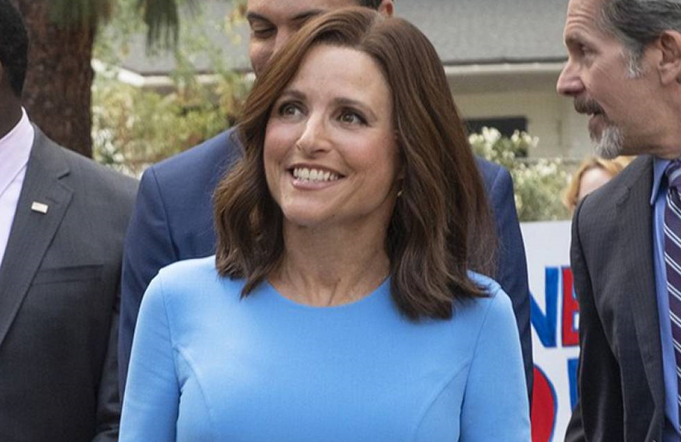 Julia Louis-Dreyfus has been downright criminal this season on Veep (HBO)