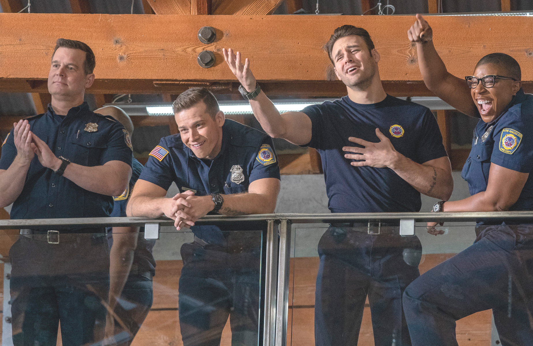 The 9-1-1 team can rejoice: they're FOX's #1 drama