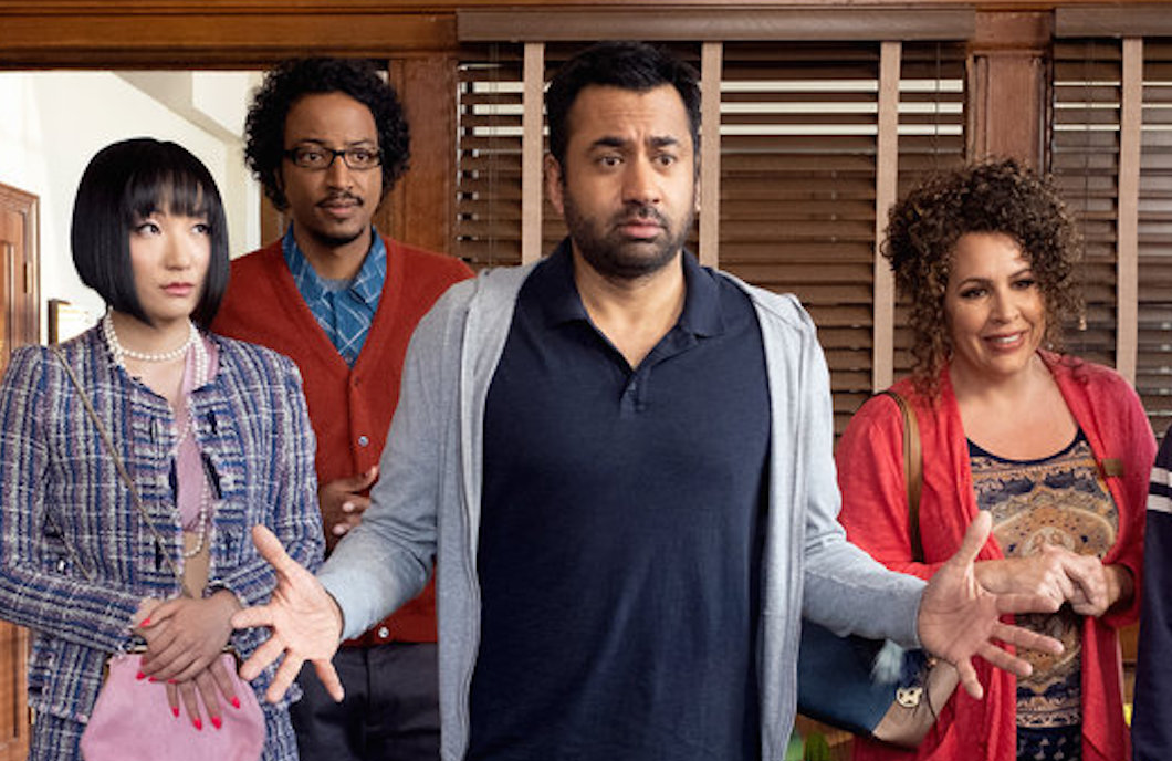 Kal Penn stars in the new NBC fall comedy series Sunnyside.
