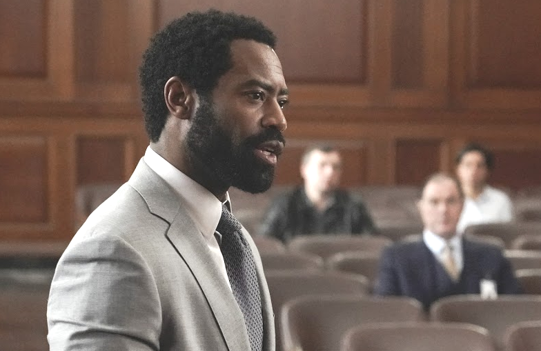 Nicholas Pinnock stars as a once wrongly-convicted man seeking justice for others in the same position in ABC's fall legal drama, For Life