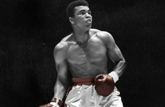 Muhammad Ali is profiled in HBO's documentary What's My Name