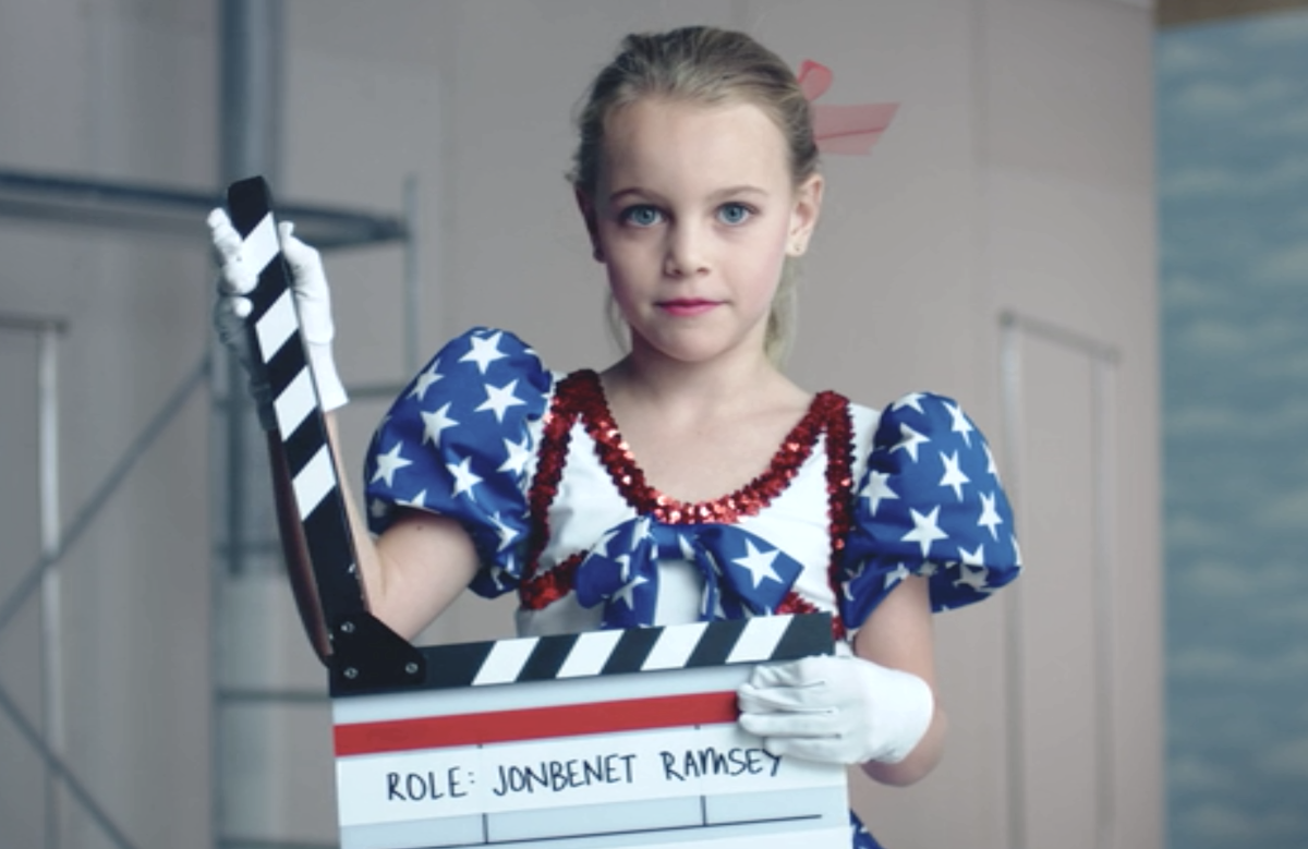 An image from the Netflix film Casting JonBenet (Photo: Netflix)