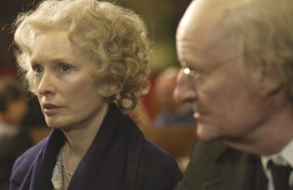 Lindsay Duncan co-stars as Lady Elizabeth Longford (Photo: Giles Keyte/HBO)