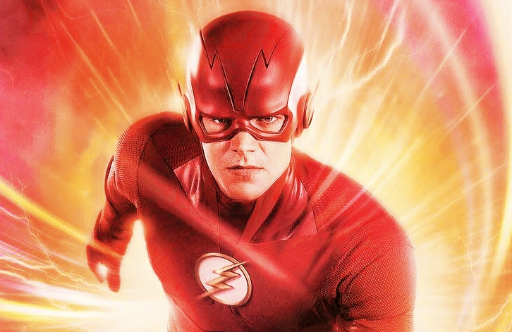 While Arrow comes to an end next season, The CW's top rated The Flash will keep on running (fast, natch).