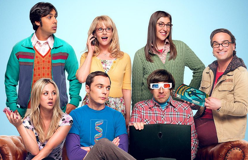 After 12 years and 279 episodes, the The Big Bang Theory cast takes their final bow. (CBS)
